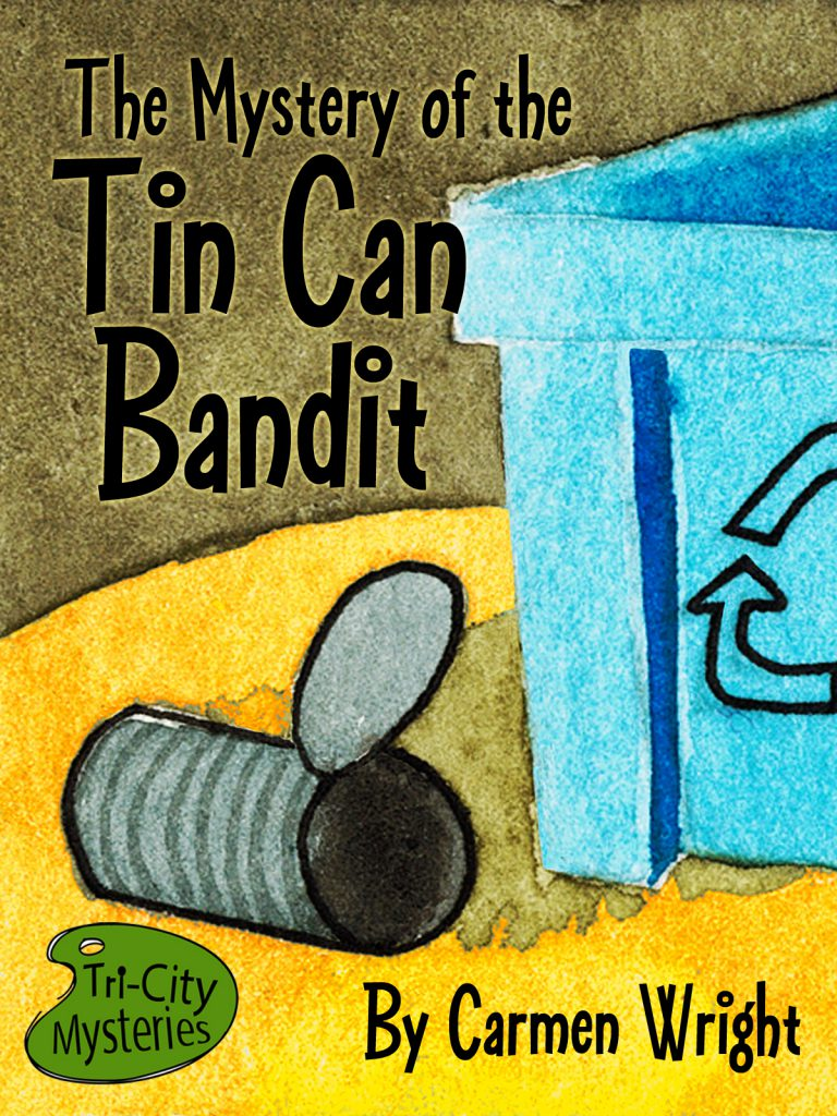 Mystery of the Tin Can Bandit